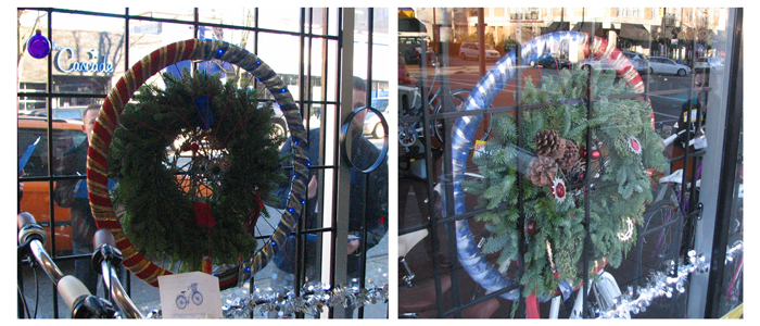 denman-bikes-wreath-2013