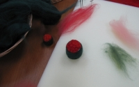 View the album I Love Sushi (Beginner Needle-felting)