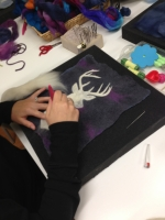 View the album Basics of Felting Workshop