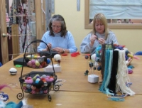 View the album Ornament Workshops (Beginner Needle-Felting)