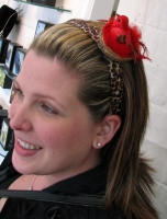 View the album Hair Fascinator Workshops