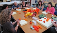 View the album Pumpkin Workshop (Beginner Needle-felting)